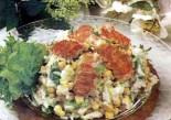 Салат из раков