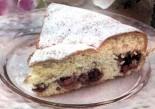 Пирог земляничный