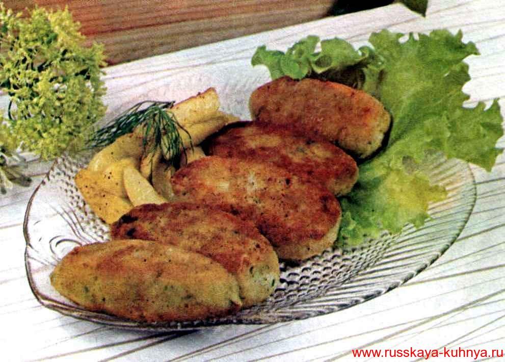 простые рыбные котлеты рецепты с фото простые и вкусные